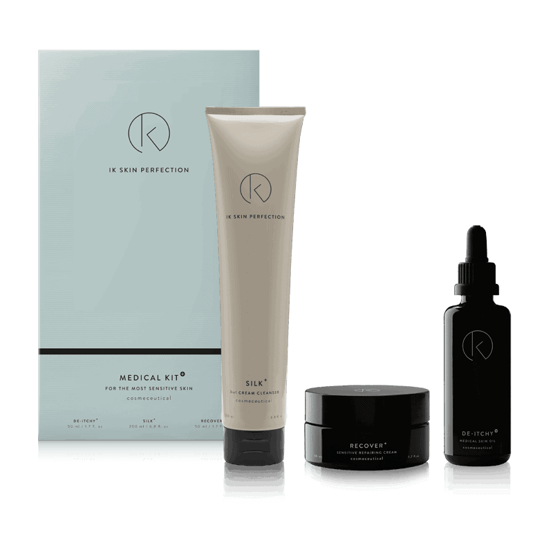 IK Skin Perfection Silky Organic Recover Box